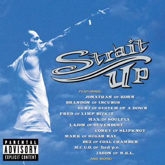 Best Tribute Albums: Strait Up- Tribute To Lynn Strait | audioeclectica