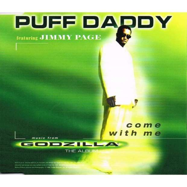 That Was A Bad Idea: Jimmy Page and Puff Daddy | audioeclectica